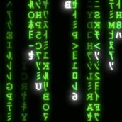 Ilustración de un código